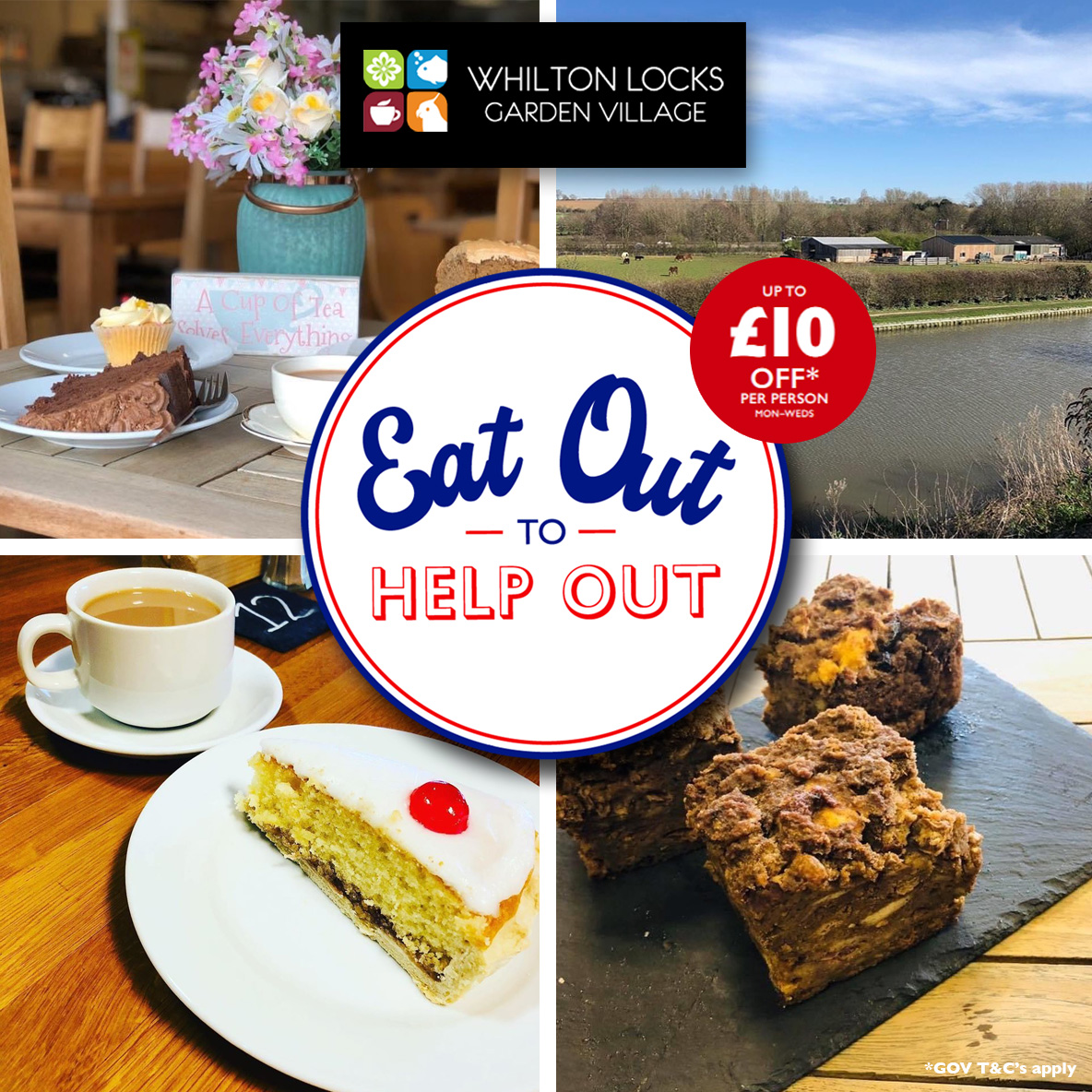 eat out to help out northamptonshire