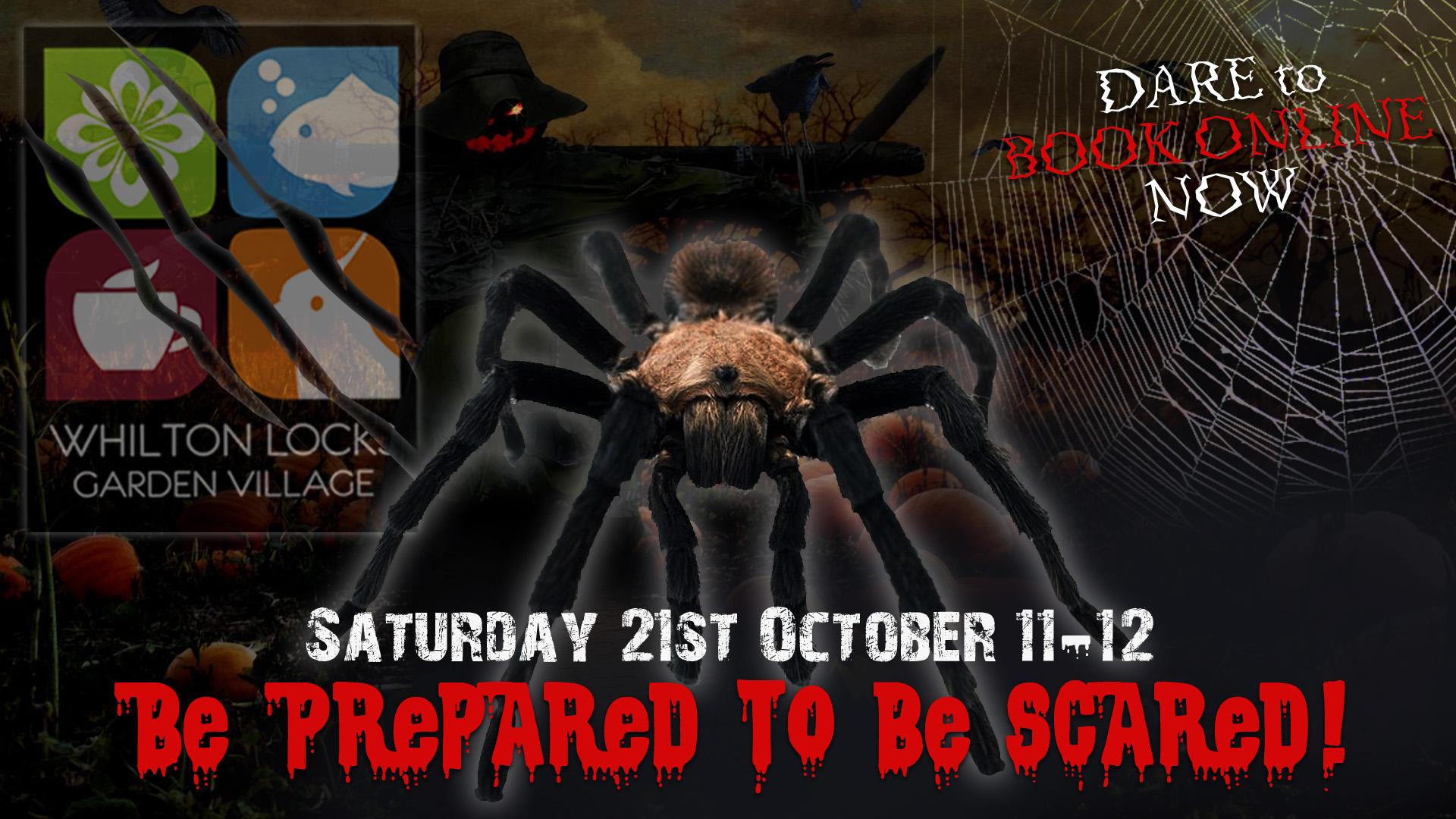 halloween events Northamptonshire