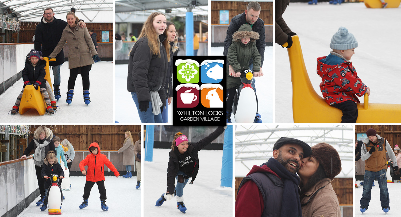 ice rink Whilton Locks