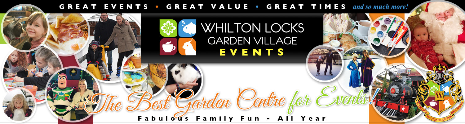 Whilton Locks Events