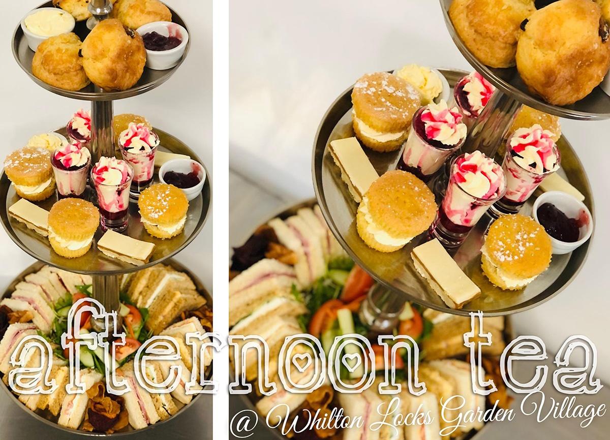 fternoon tea northamptonshire