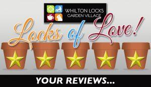 reviews for Whilton Locks